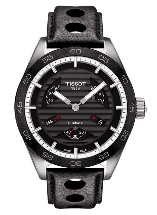 Tissot PRS 516 Automatic Small Second Watch Front