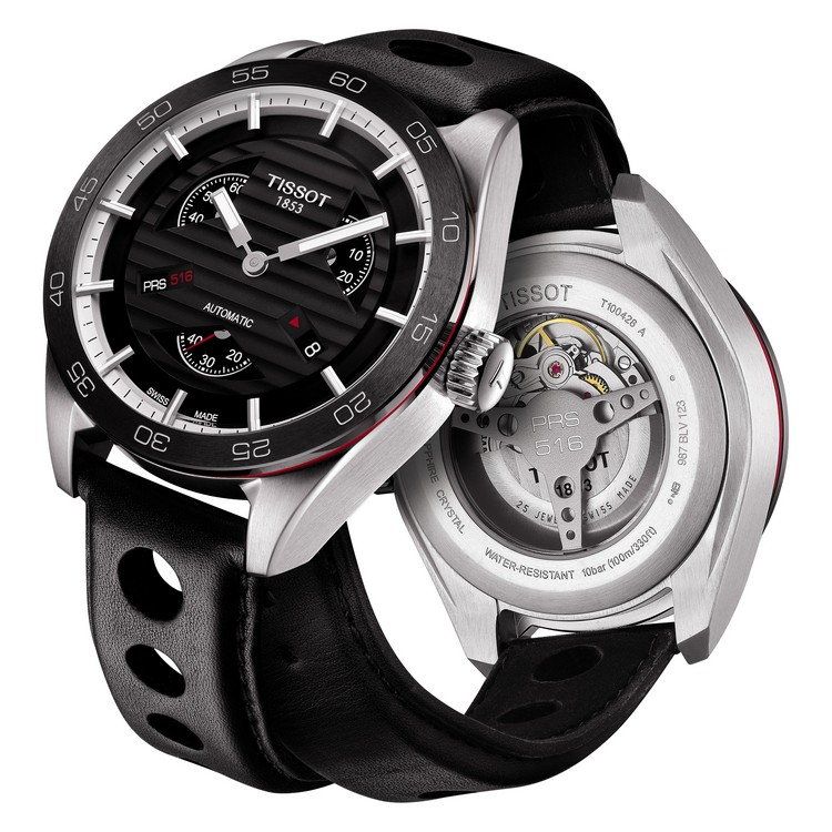 Tissot PRS 516 Automatic Small Second Watch