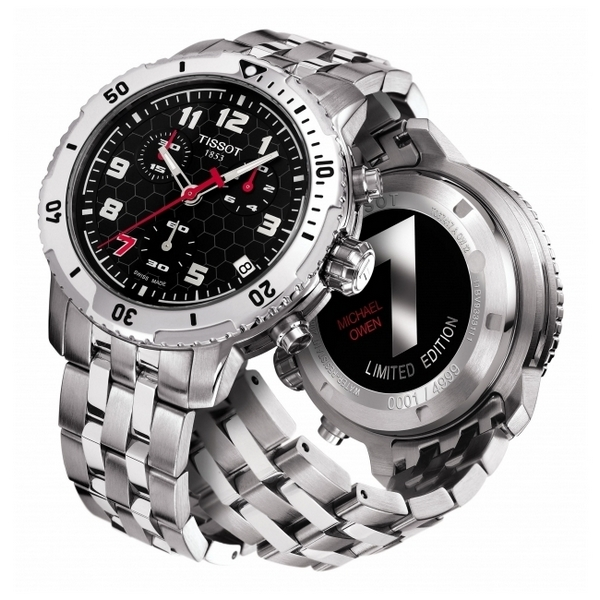 Tissot PRS200 Michael Owen Limited Edition 2012 Watch