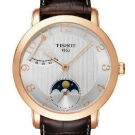 Tissot Sculpture Line Moonphase Watch