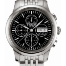 Tissot T-Classic Le Locle Chronograph Automatic Watch Black Dial