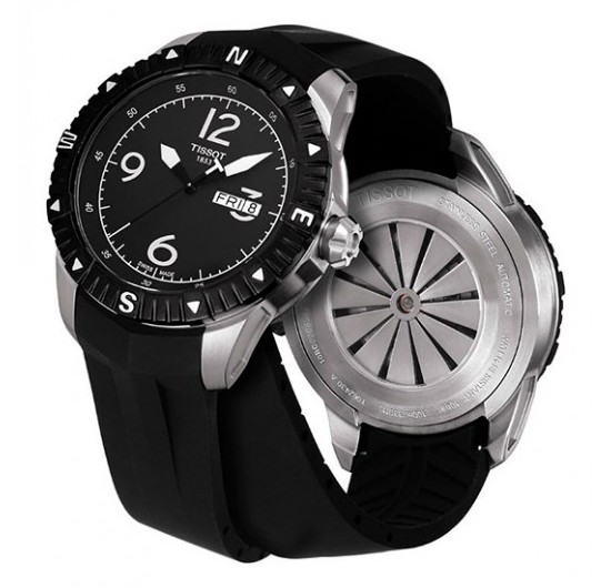 Tissot T-Navigator Automatic Watch