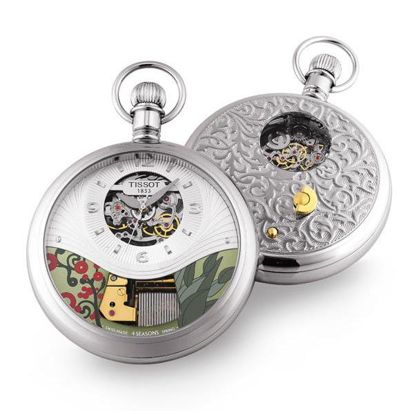 Tissot T-Pocket Musical Seasons Watch