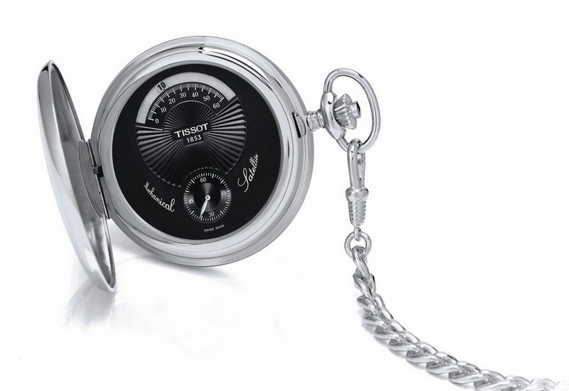 Tissot T- Pocket Satellite Watch