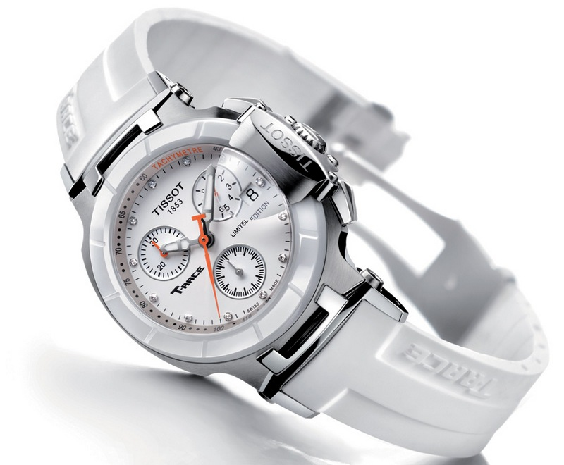 Tissot T-Race Danica Patrick Limited Edition 2012 Watch