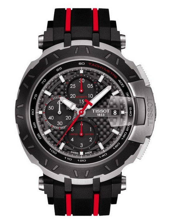 Tissot T-Race MotoGP 2016 Automatic Chronograph Watch Front