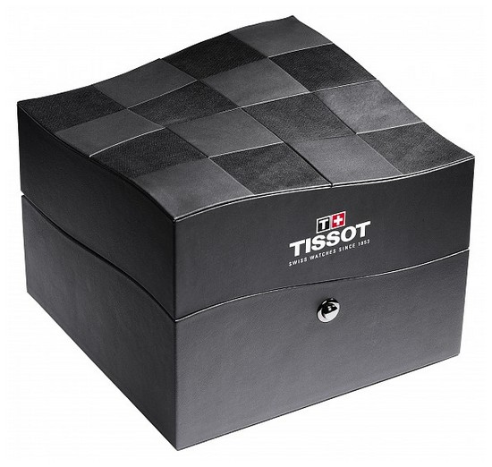 Tisot T-Race MotoGP Limited Edition 2012 Watch Box