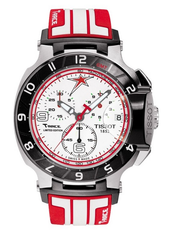 Tissot T-Race Nicky Hayden Limited Edition 2013 Watch T048.417.27.017.00