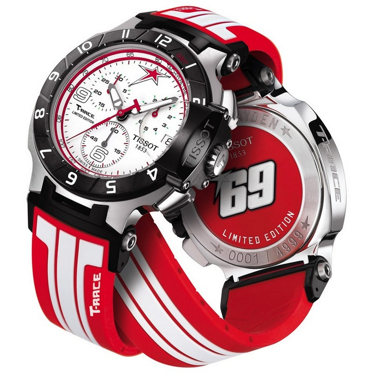 Tissot T-Race Nicky Hayden Limited Edition 2013 Watch