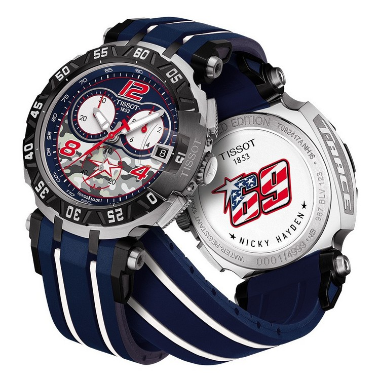 Tissot T-Race Quartz Nicky Hayden 2016 Watch