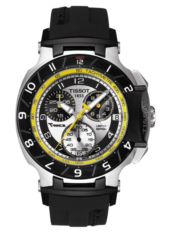 Tissot T-Race Thomas Lthi Limited Edition Watch T048.417.27.032.00