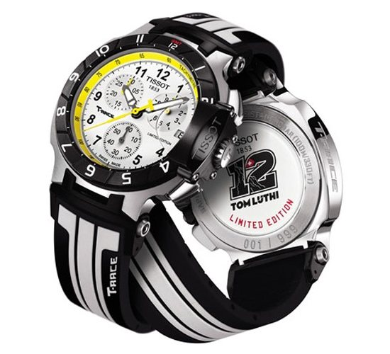 Tissot T-Race Thomas Lüthi Limited Edition 2012 Watch