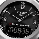 Tissot T-Touch Classic Watch Dial