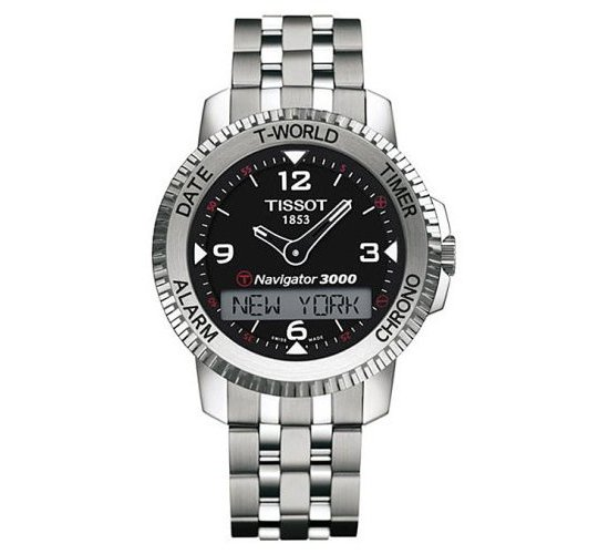 Tissot T-Touch Navigator 3000 Watch