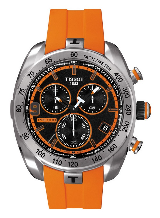 Tissot T-Sport PRS 330 Tony Parker Limited Edition 2012 Watch T076.417.17.057.01