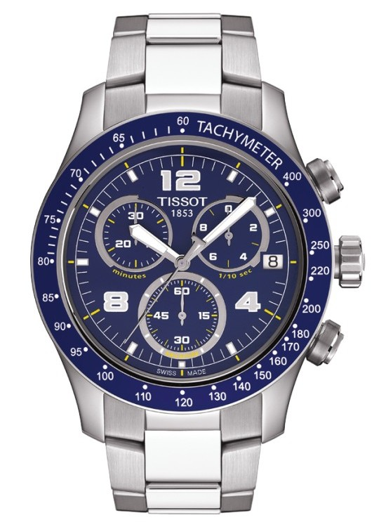 Tissot V8 Chronograph Watch T039.417.11.047.00