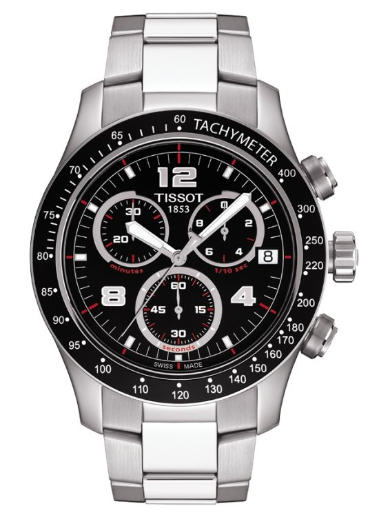 Tissot V8 Chronograph Watch T039.417.11.057.00