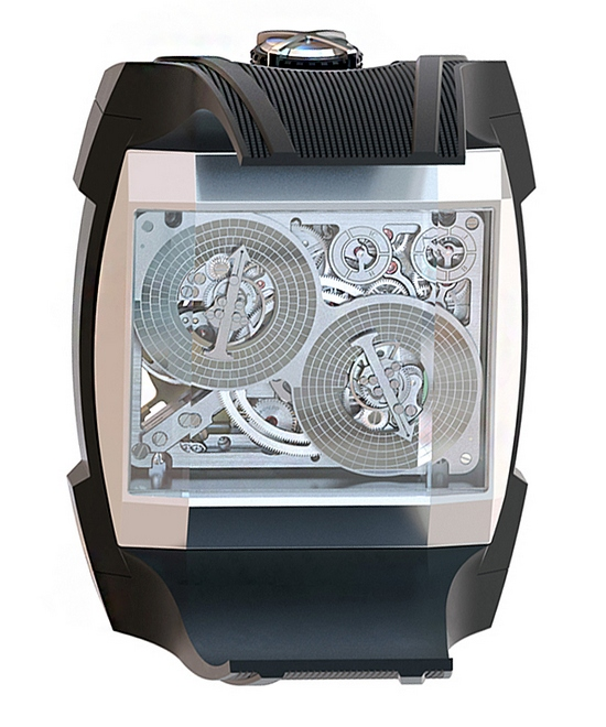 Hublot Antikythera Watch Case Back