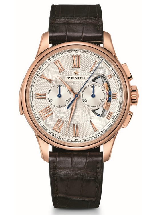 Zenith Academy El Primero Minute Repeater Chronograph Watch