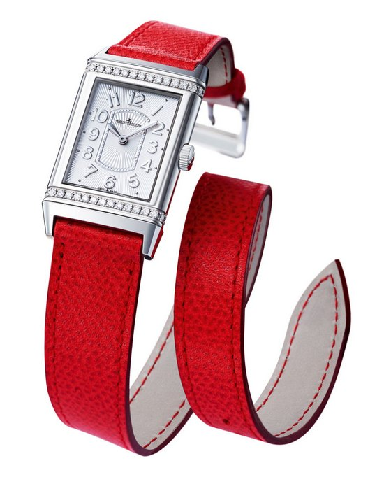 Jaeger-LeCoultre Grande Reverso Lady Ultra Thin Valentine's Day Watch