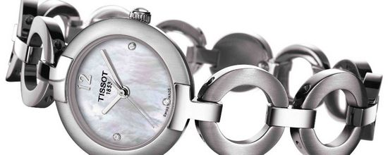 Tissot T-Trend Collection Pinky Watch