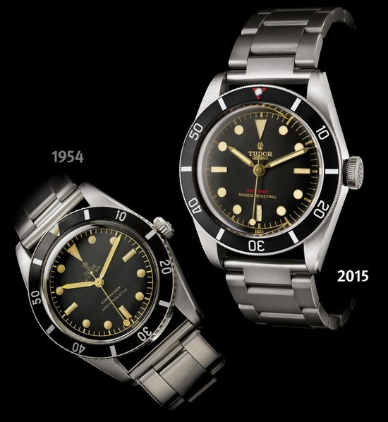 Tudor Heritage Black Bay One Reference 7923-001 Watch