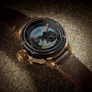 U-BOAT Chimera 43 B&B Mother of Pearl Watch