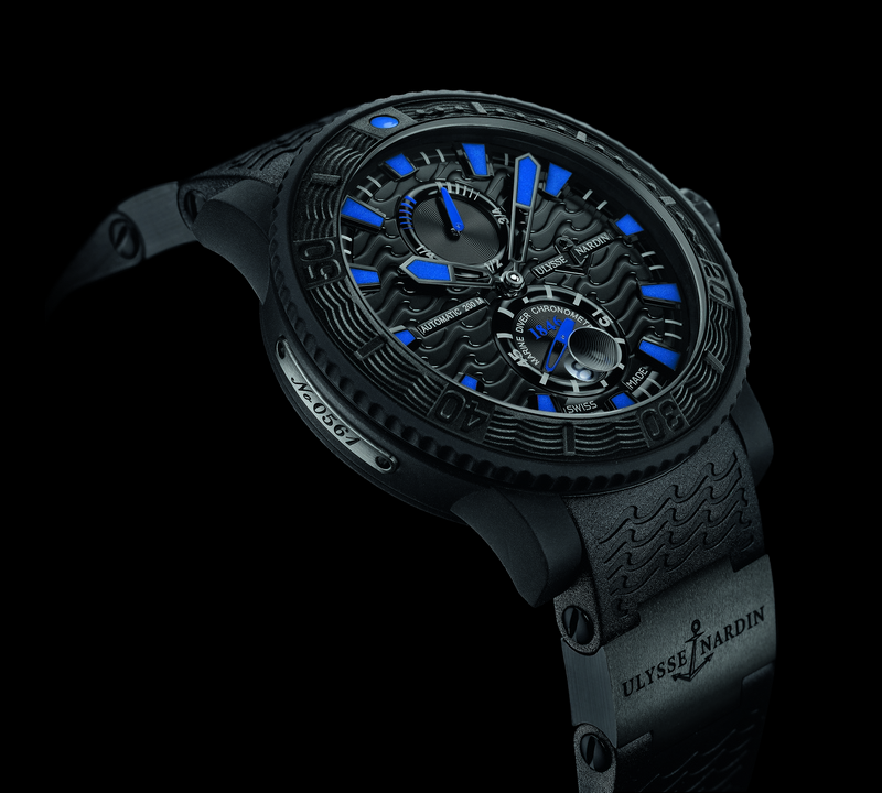 Ulysse Nardin Black Sea 2013 Watch