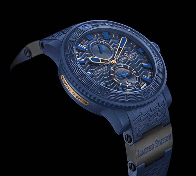 Ulysse Nardin Blue Ocean Watch