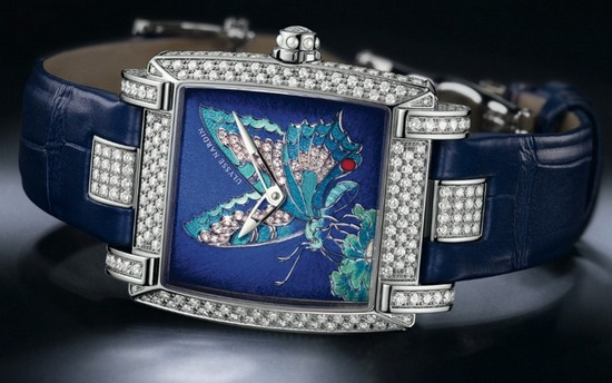 Ulysse Nardin Caprice Butterfly Limited Edition Watch