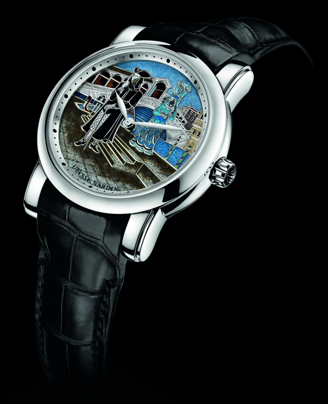 Ulysse Nardin Carneval of Venice Minute Repeater Watch