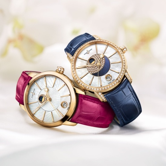 Ulysse Nardin Classico Lady Luna Watches
