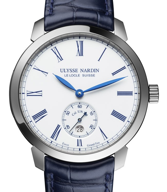 Ulysse Nardin Classico Manufacture 170th Anniversary Watch Dial