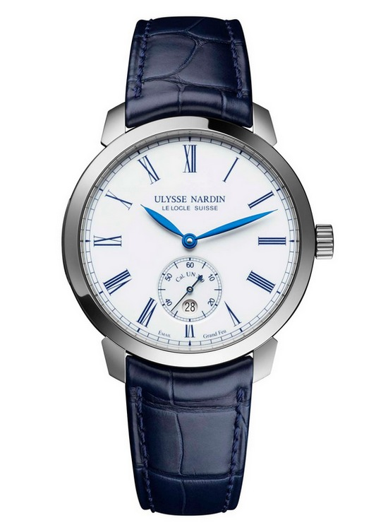 Ulysse Nardin Classico Manufacture 170th Anniversary Watch