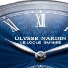 Ulysse Nardin Classico Manufacture Grand Feu Watch Dial