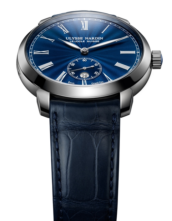 Ulysse Nardin Classico Manufacture Grand Feu Watch