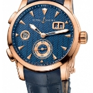 Ulysse Nardin Dual Time Manufacture 2015 Watch 3346-126LE_93 Front