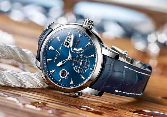 Ulysse Nardin Dual Time Manufacture Monaco 2015 Watch