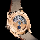 Ulysse Nardin Dual Time Manufacture Watch Back