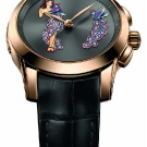 Ulysse Nardin Hourstriker Pin-Up Rose Gold Watch