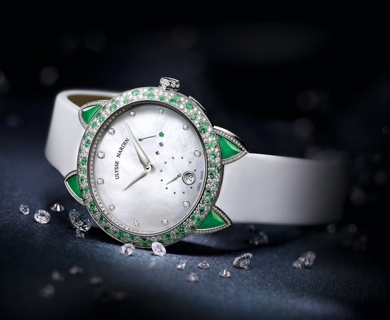Ulysse Nardin Jade Watch