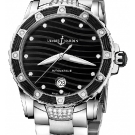 Ulysse Nardin Lady Diver Edition 2014 Black Dial Watch 8153-180E-3C-10