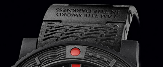 Ulysse Nardin Game of Thrones Watch Detail