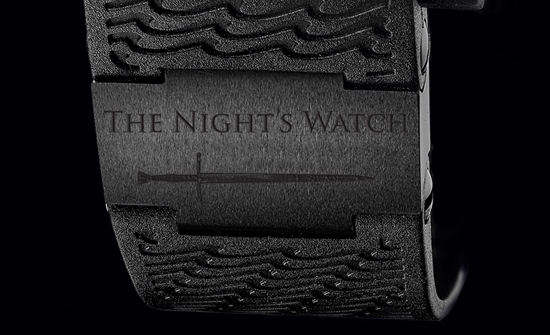 Ulysse Nardin Game of Thrones Watch Strap