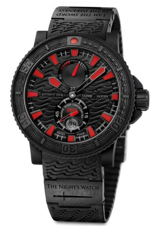 Ulysse Nardin Game of Thrones Watch