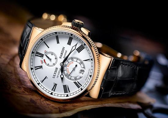 Ulysse Nardin Marine Chronometer Manufacture 2013 Only Watch