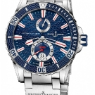 Ulysse Nardin Marine Diver Edition 2014 Watch 263-10-7M93