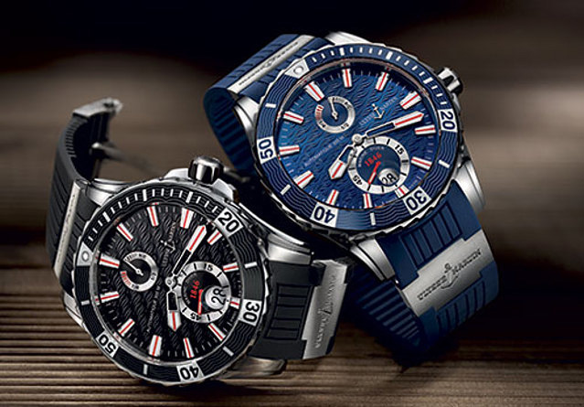 Ulysse Nardin Marine Diver Edition 2014 Watch