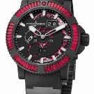 Ulysse Nardin Marine Perpetual Watch Red Sapphire