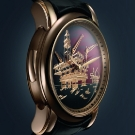 Ulysse Nardin North Sea Minute Repeater Red Gold Watch Profile